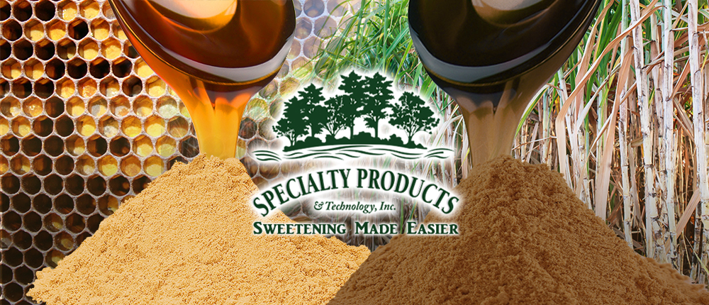 Specialty Products facility, manufacturing dried honey and dried molasses